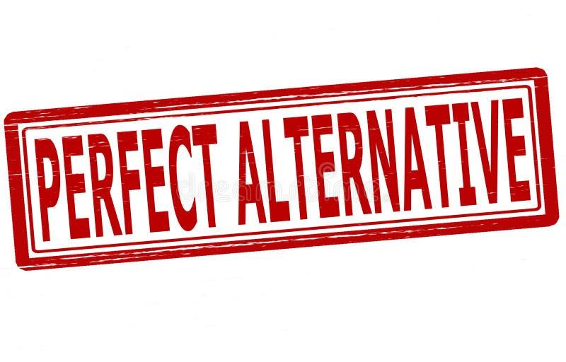 Perfekte Alternative vektor abbildung