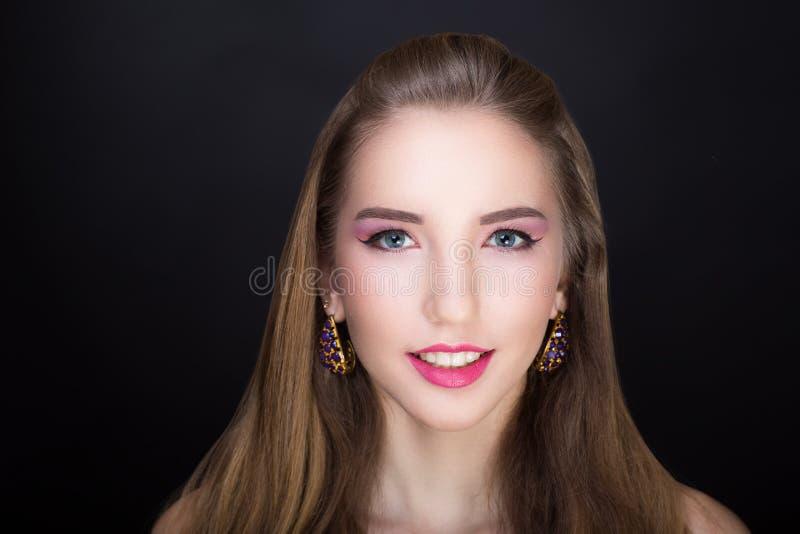 Perfekte Frau bilden lizenzfreie stockfotos