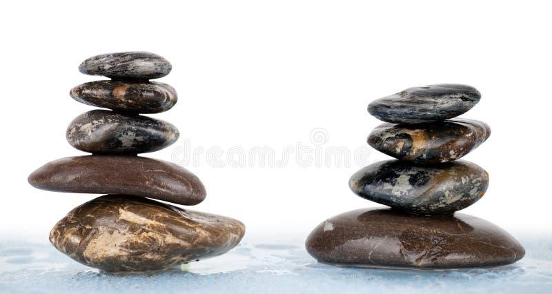 Perfezione dell'equilibrio immagine stock