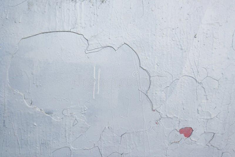 Perfil do contorno de uma mulher na parede ilustração do vetor