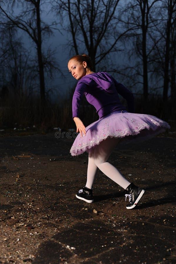 perfomer балета стоковые изображения rf