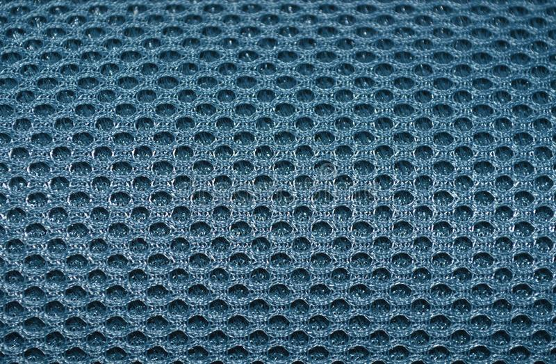 Perforated Textured Fabric stock photography