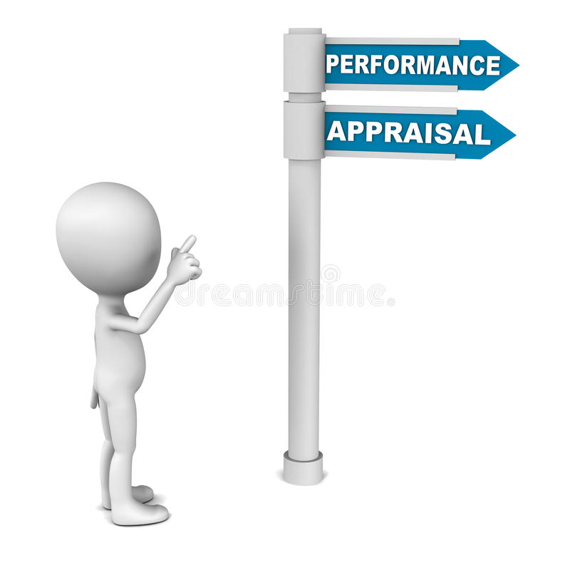 Performance Appraisal Stock Illustration Illustration Of Bonus