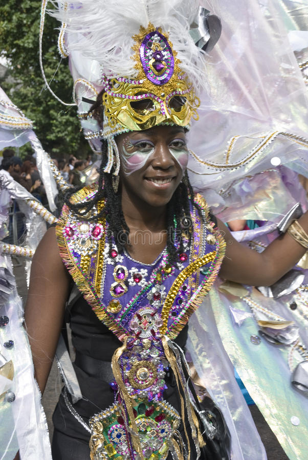 Download Performer At The Notting Hill Carnival 2010 Editorial Stock Image - Image: 15874129