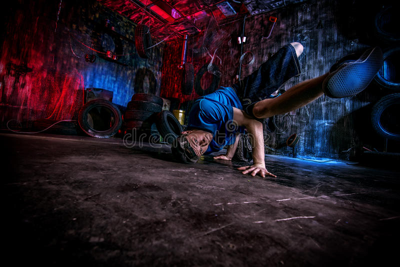 Download Performer stock image. Image of extreme, breakdance, difficult - 37267747