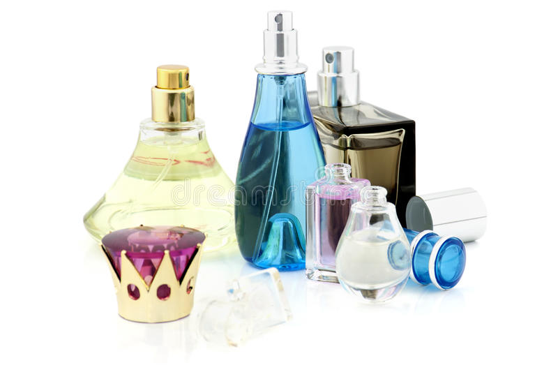 Download Perfume stock image. Image of rose, care, copy, products - 21949617