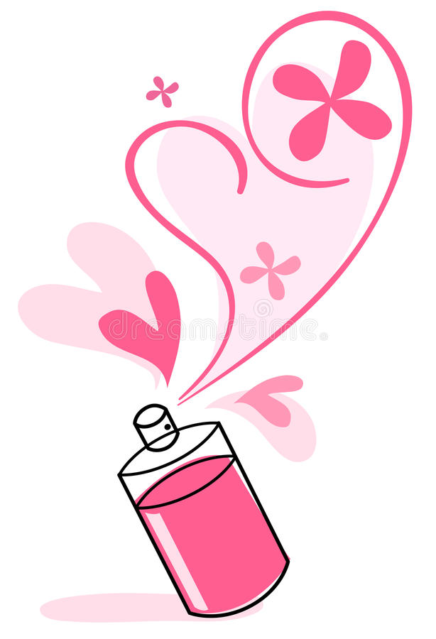 Download Perfume stock vector. Image of perfumery, potion, sweet - 24798702