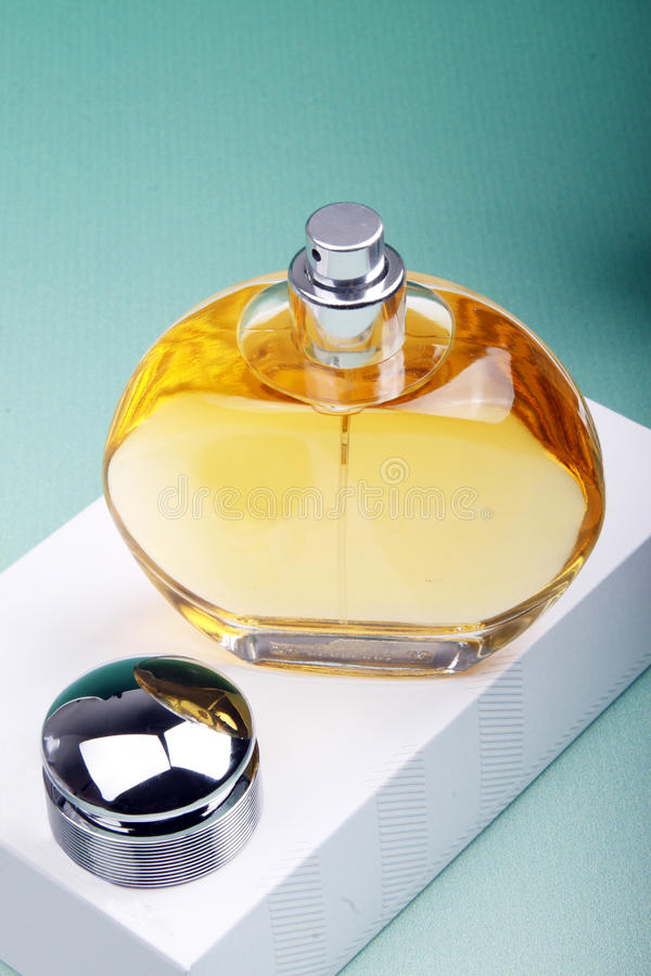 Download Perfume bottle stock photo. Image of attractive, color - 10537442