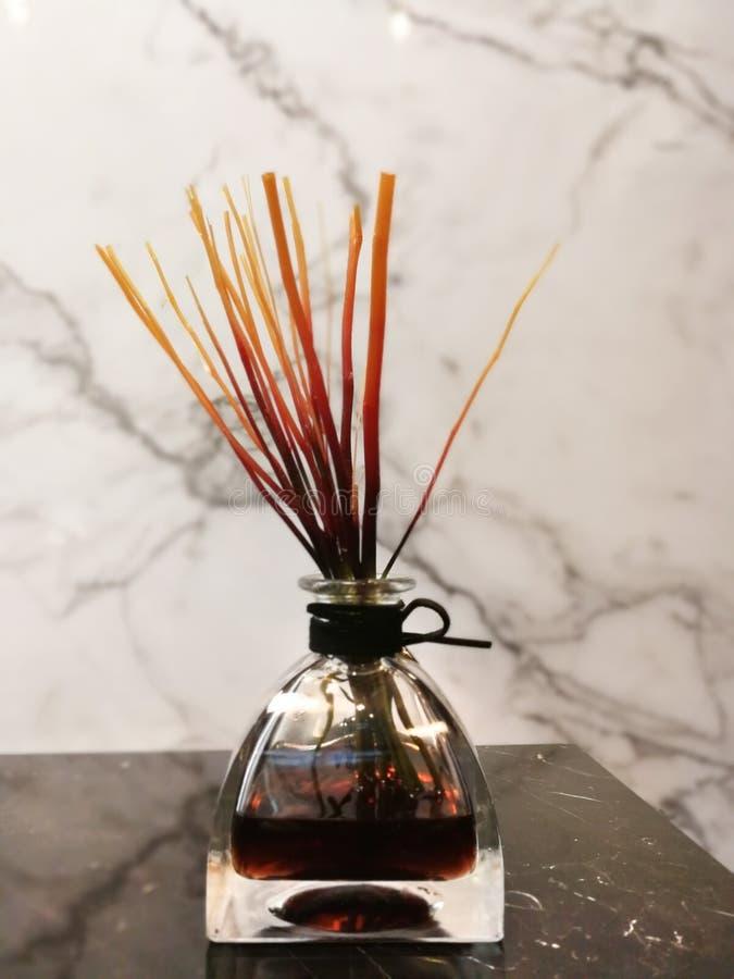 Perfume de condicionamiento foto de archivo libre de regalías