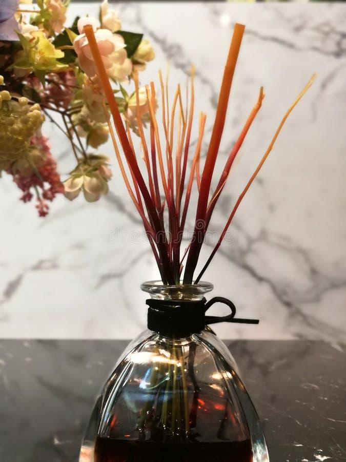 Perfume de condicionamiento imagen de archivo libre de regalías