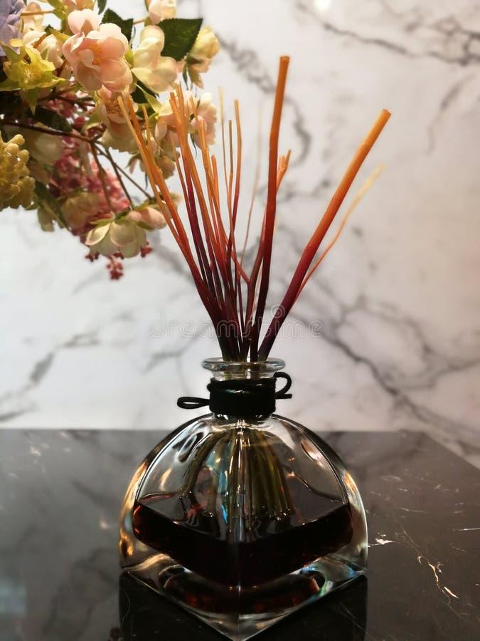 Perfume de condicionamiento foto de archivo