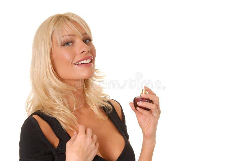 Download Perfume Girl Royalty Free Stock Photos - Image: 5193028