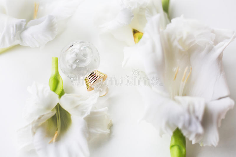 Perfume with white flowers stock photo image of essence 98944768 download perfume with white flowers stock photo image of essence 98944768 mightylinksfo