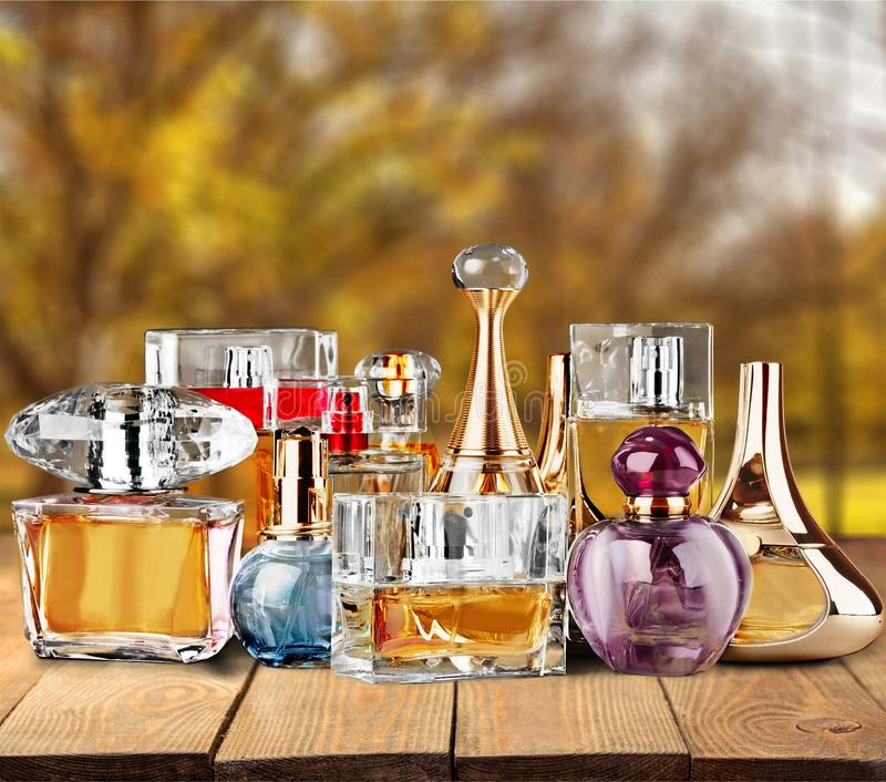 perfumes imagens de stock royalty free