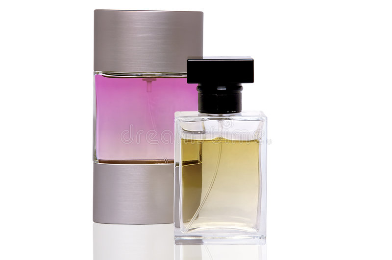 Perfumes fotos de archivo libres de regalías