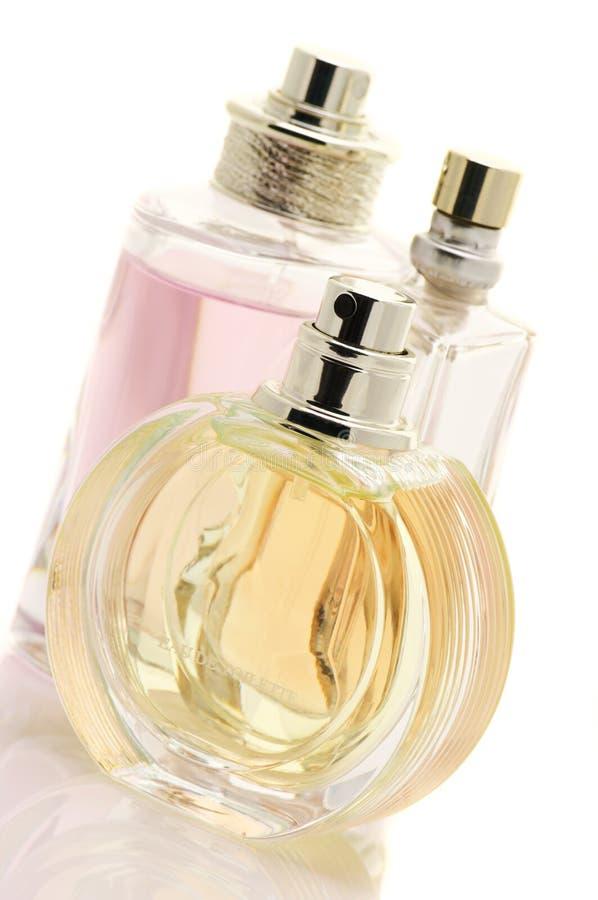 Perfumes fêmeas imagens de stock