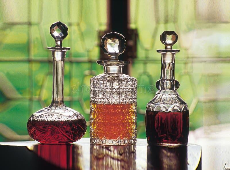 Perfumes indianos (Itra) imagens de stock royalty free