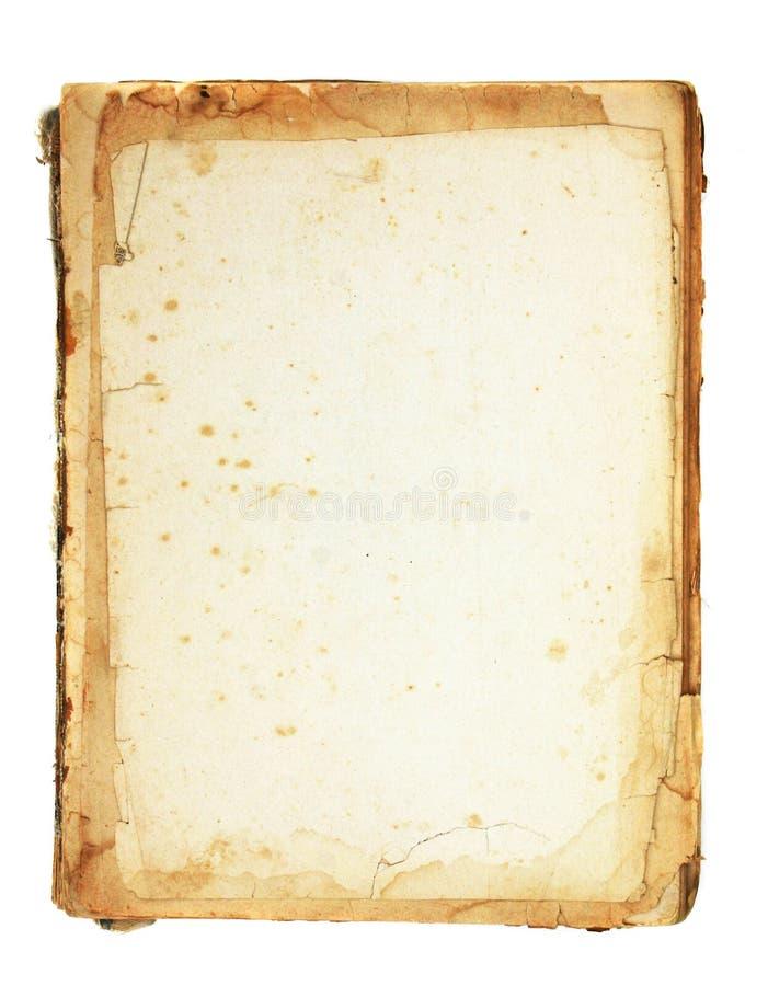 Pergament del vintage imagen de archivo libre de regalías