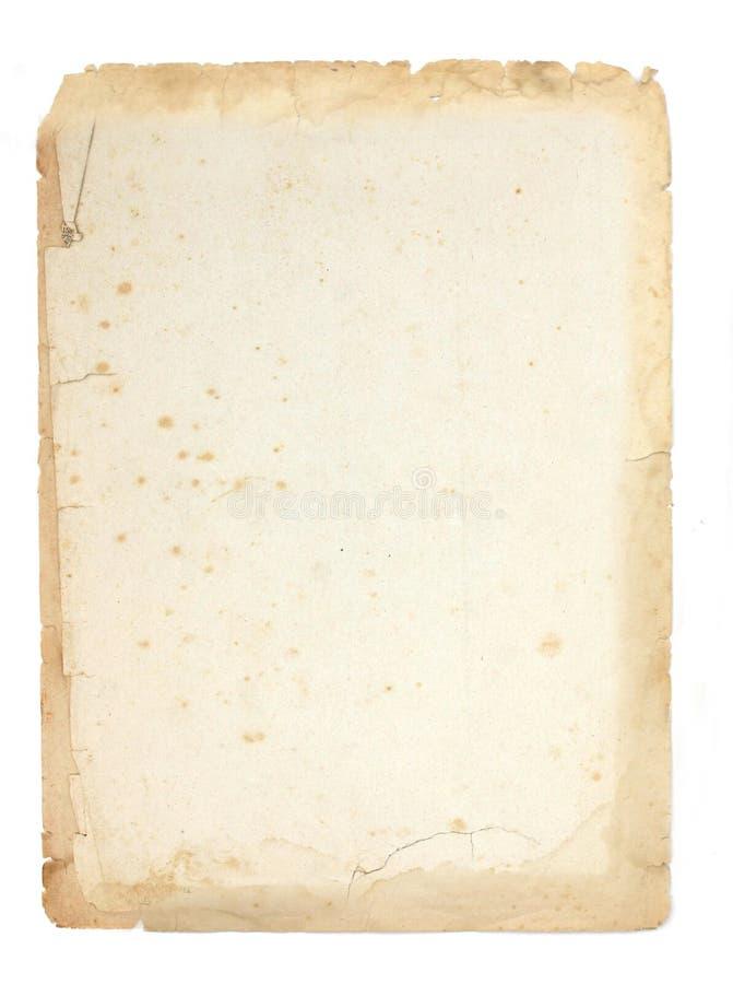 Pergament del vintage. fotos de archivo