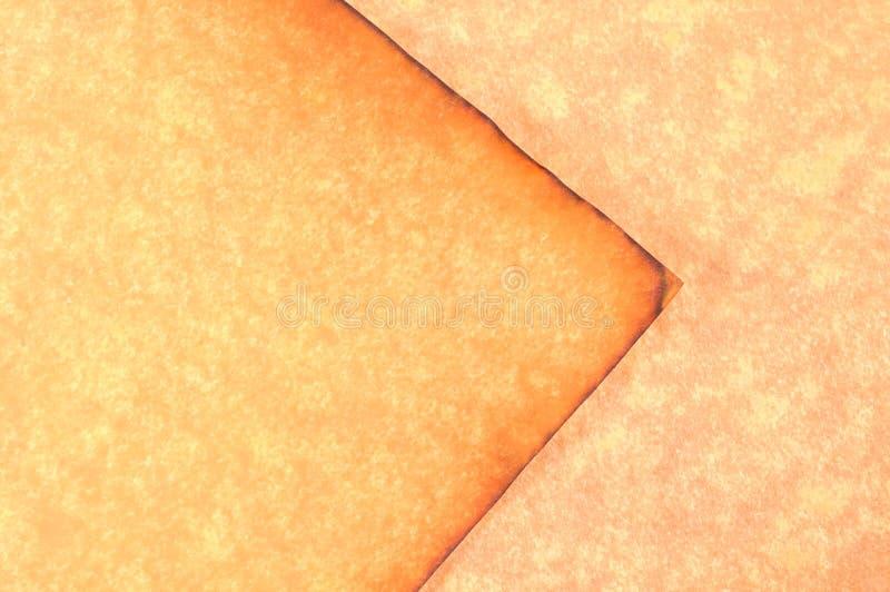 Pergament-Hintergrund stockfoto