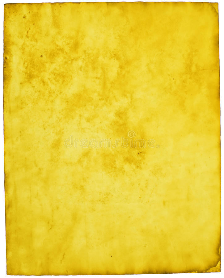 Pergamentpapier lizenzfreies stockbild
