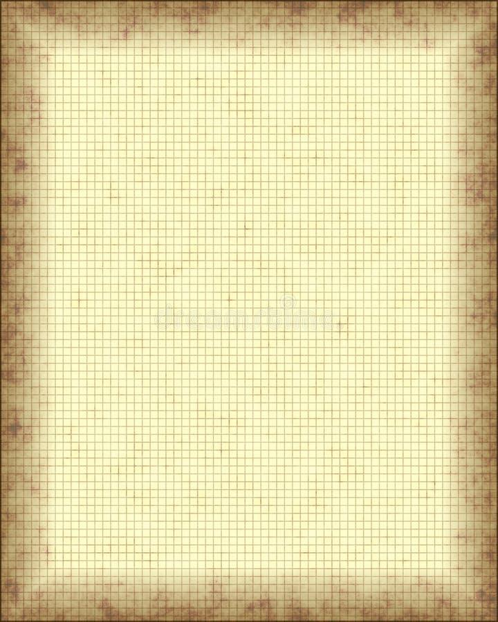 pergamin royalty ilustracja
