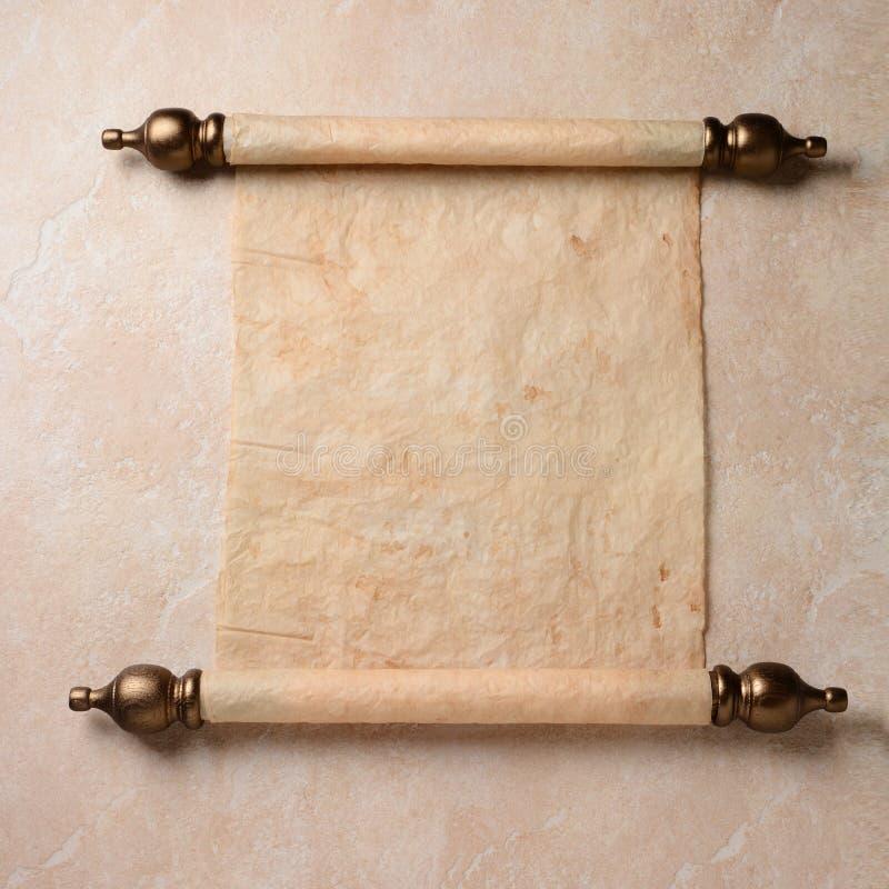 Pergaminowa ślimacznica zdjęcia stock
