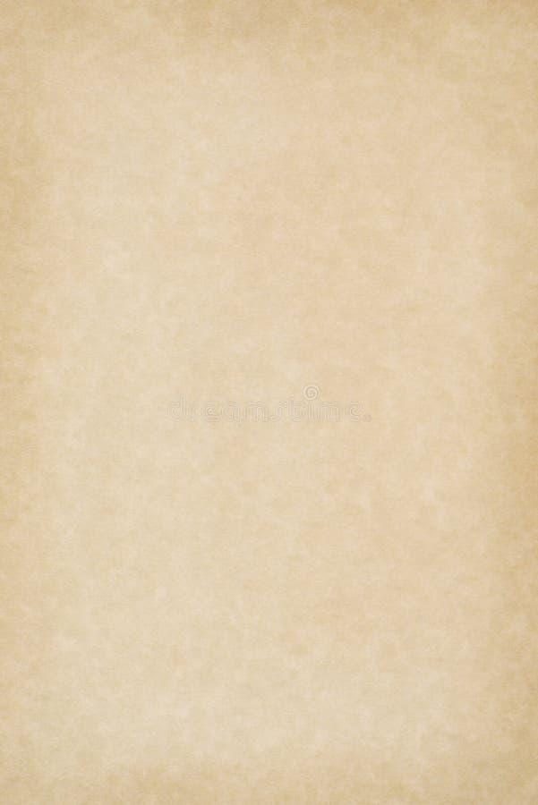 Pergaminu pusty Papier obrazy stock