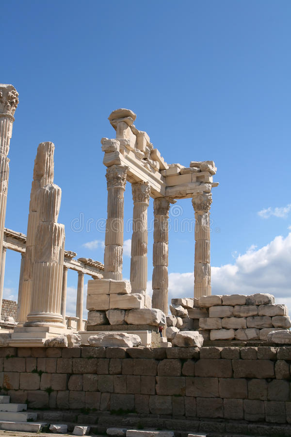 Download Pergamon obraz stock. Obraz złożonej z wschód, antyk - 12271893