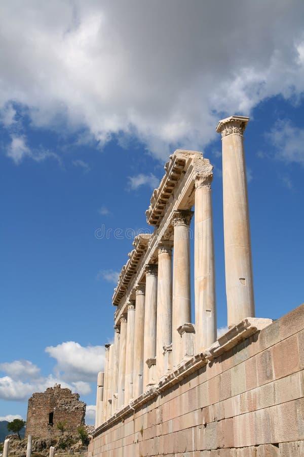Download Pergamon stock image. Image of design, culture, izmir - 12271923