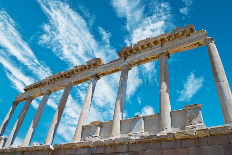 Pergamon royalty free stock image