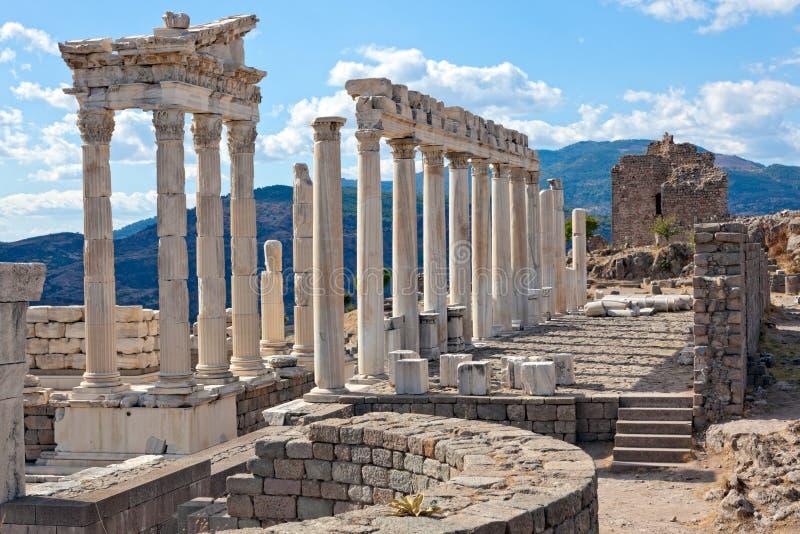 Pergamon fotografia de stock