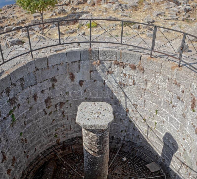 Pergamon fotografia de stock royalty free