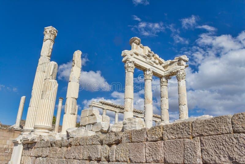 Pergamon imagem de stock royalty free
