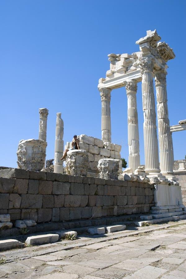 Pergamon fotos de stock royalty free