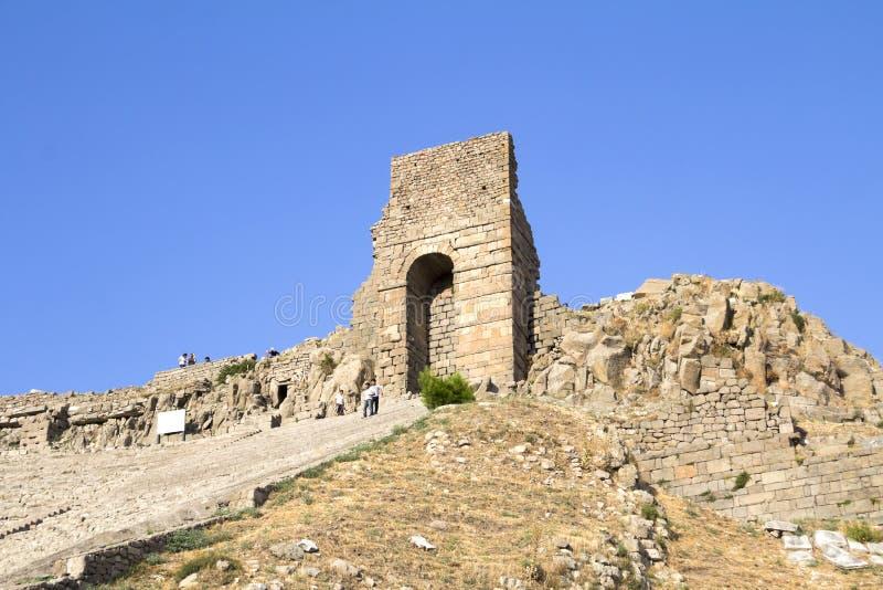 Pergamon stock images