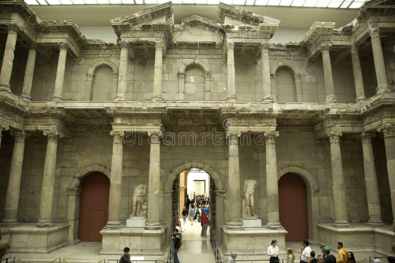 Pergamon-Museum lizenzfreie stockfotografie