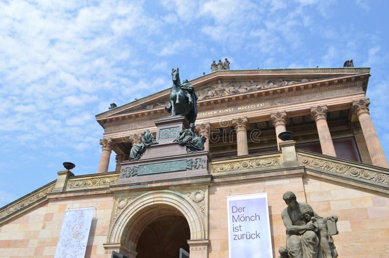 Pergamon-Museum in Berlin lizenzfreie stockfotografie
