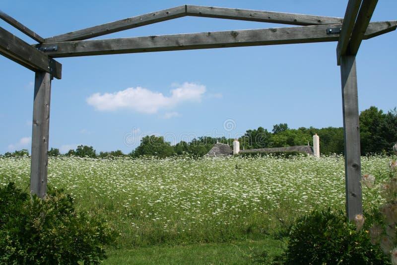 Pergola stock foto afbeelding bestaande uit wolk gebied 2912932 - Pergola verkoop ...