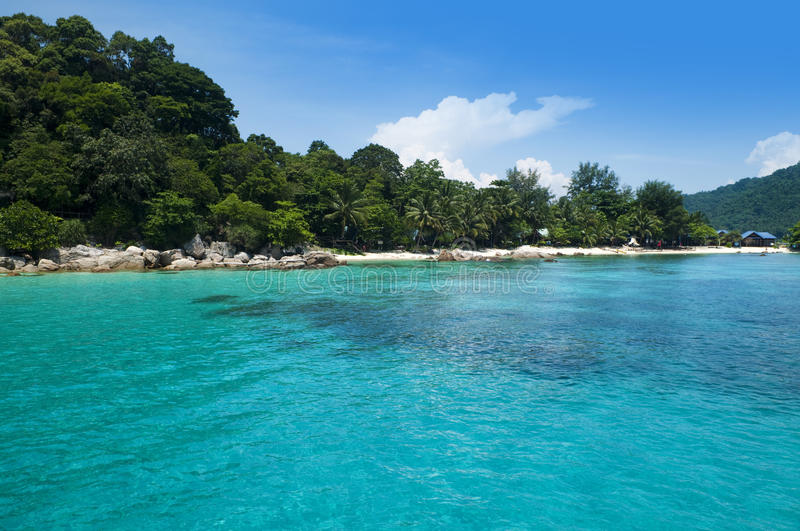 Perhentian Island royalty free stock photography