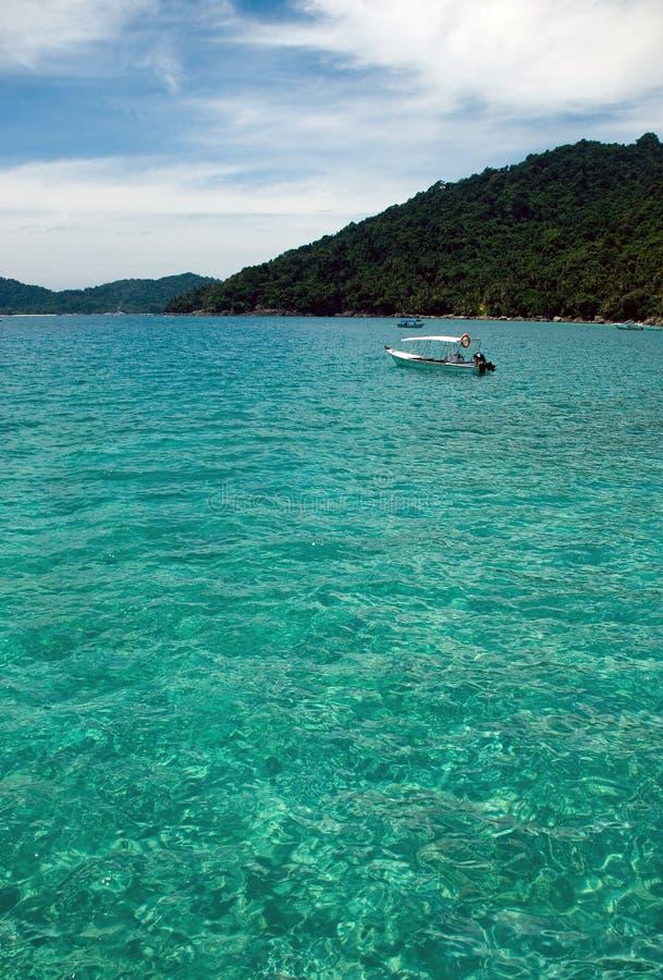 perhentian pulau стоковая фотография rf