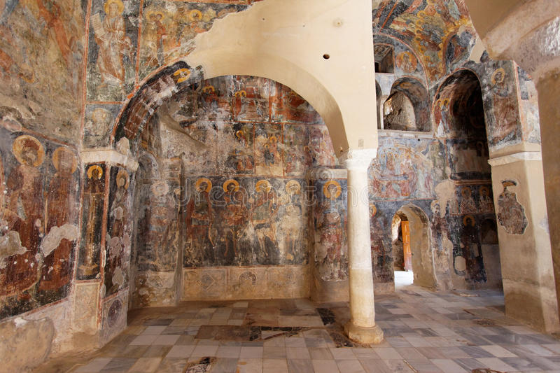 Download Peribletos Byzantine Monastery Mystras Royalty Free Stock Images - Image: 15120559