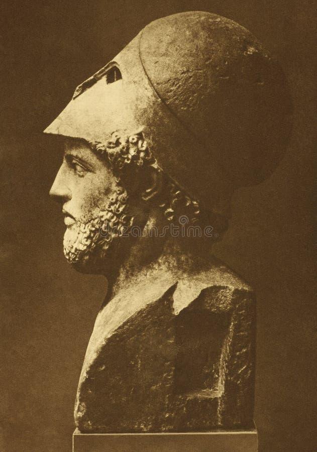 Pericles foto de stock