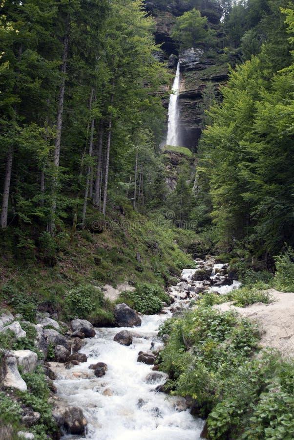 Download Pericnik waterfall stock image. Image of lower, rocks - 26075361