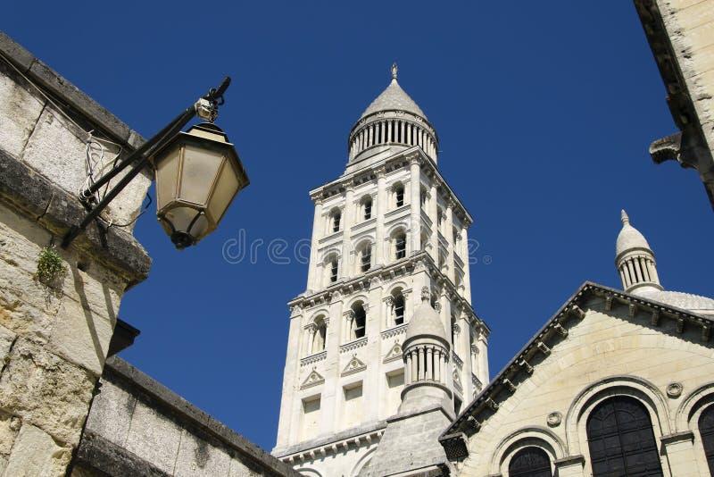 Perieux Cathedrale immagine stock libera da diritti