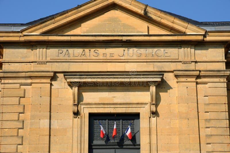 Perigord, le palais de justice de La Caneda de Sarlat dans Dordogne photos stock