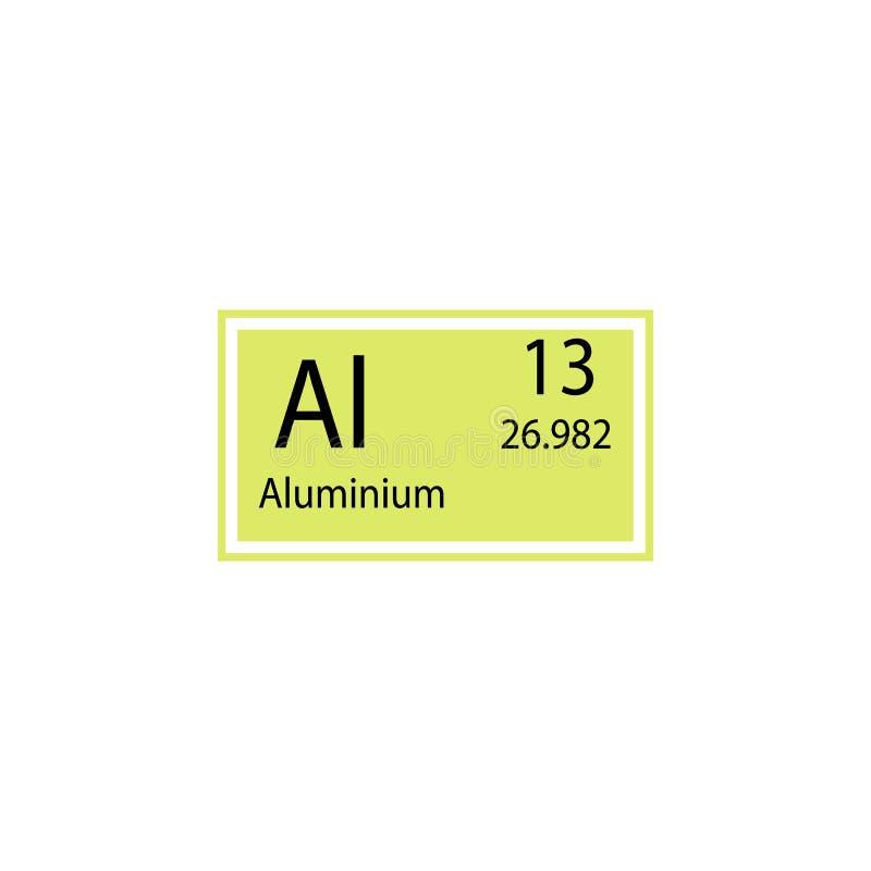 Periodic table element aluminium icon element of chemical sign icon download periodic table element aluminium icon element of chemical sign icon premium quality graphic urtaz Image collections