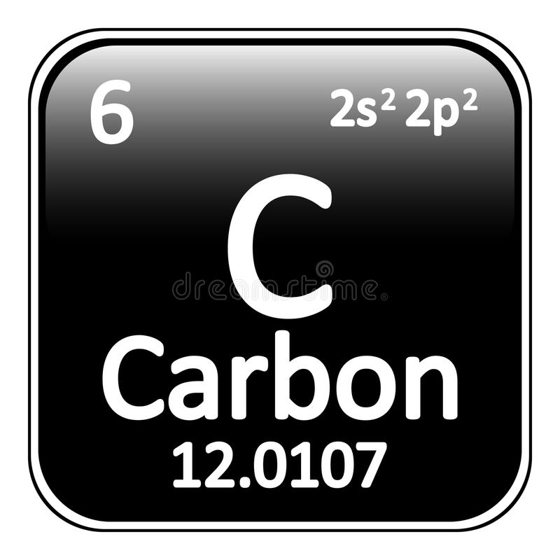 Periodic table element carbon icon stock illustration image download periodic table element carbon icon stock illustration image 79383401 urtaz Image collections