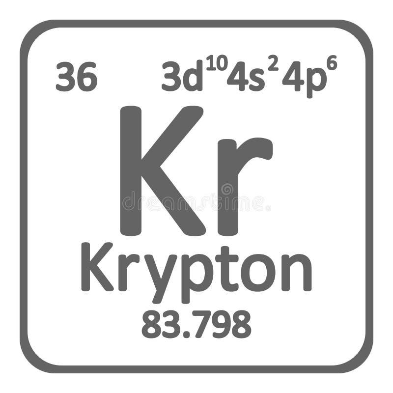 Periodic table element krypton icon stock illustration download periodic table element krypton icon stock illustration illustration of periodic school urtaz Choice Image