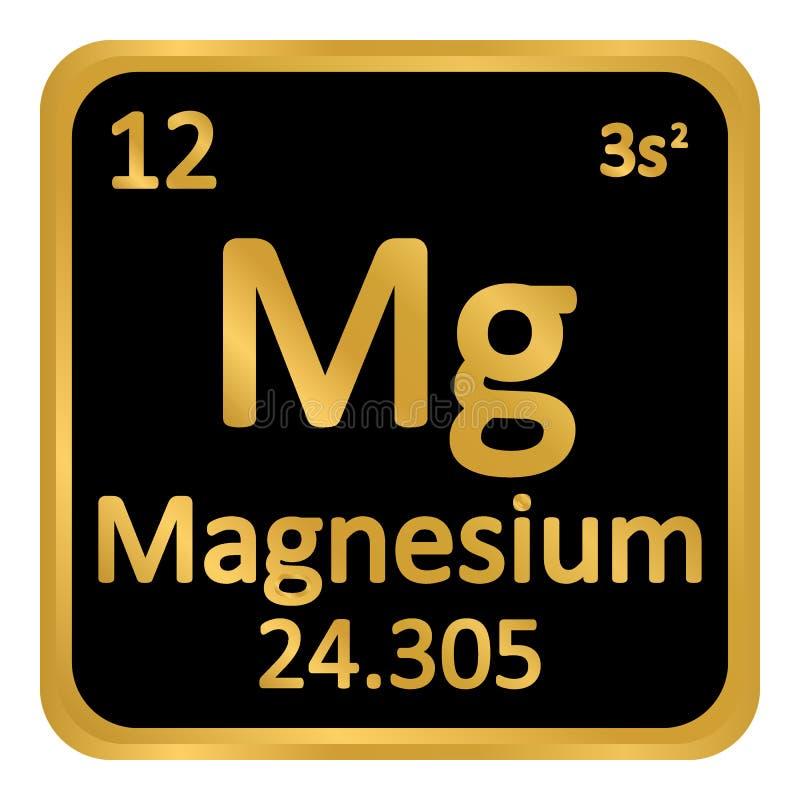 Periodic table element magnesium icon stock illustration download periodic table element magnesium icon stock illustration illustration of electron metal urtaz Images